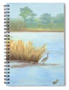 Waterside Spiral Notebook