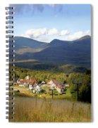 Waterville Valley Ski Area Spiral Notebook