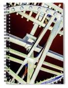 Waterwheel #2 Spiral Notebook