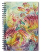 Watery World 2 Spiral Notebook