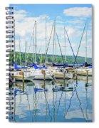 Glen Harbour Marina Spiral Notebook