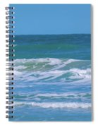 Wave Runner Spiral Notebook