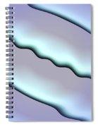 Wave  Spiral Notebook