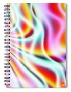Wavelengths Spiral Notebook