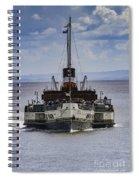 Waverley Approaches Spiral Notebook