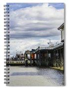 Waverley At Penarth Spiral Notebook