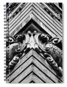 Waverly Building Nyu Spiral Notebook