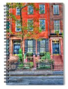 Waverly Place Townhomes Spiral Notebook