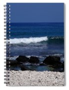 Waves In Paradise Spiral Notebook