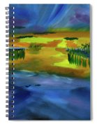 Waves Of Change Spiral Notebook