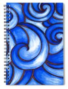 Waves Of Mercy Spiral Notebook