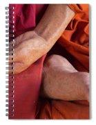 Wax Monk Spiral Notebook