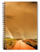 Way Outback Spiral Notebook