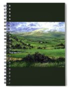 Way To Ardara Ireland Spiral Notebook