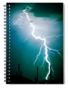 Way To Close For Comfort Spiral Notebook