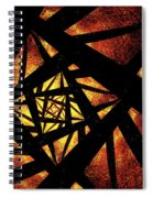 Way To Hell Spiral Notebook