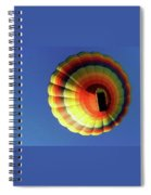 Way Up In The Air Spiral Notebook