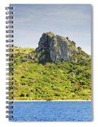 Waya Lailai Island Spiral Notebook