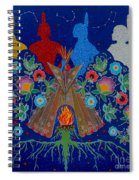 We Are One Bond Spiral Notebook