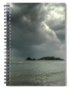 We Get Some Rain Spiral Notebook