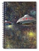 We Love Peru Spiral Notebook