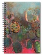 We Never Finish Where We Begin Spiral Notebook