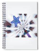 We Salute You Spiral Notebook