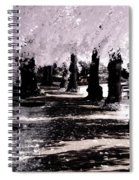 We Will Be Trees Spiral Notebook