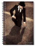 Wealth Of Discovering New Avenues Of Business Spiral Notebook