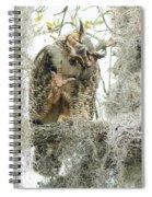 Weapon Of Mass Destruction Spiral Notebook