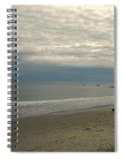 Weather Change  Spiral Notebook