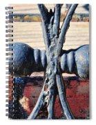 Weathered Duplication Spiral Notebook
