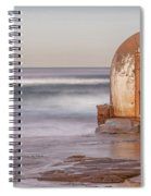 Weathered In Time Spiral Notebook