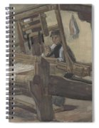 Weaver Nuenen, December 1883 - August 1884 Vincent Van Gogh 1853 - 1890 3 Spiral Notebook