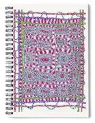Weaving Spiral Notebook