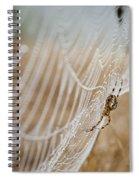 Web Administrator Spiral Notebook
