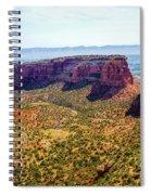 Wedding Canyon Spiral Notebook