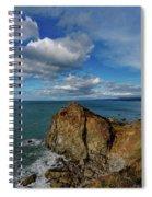 Wedding Rock Patrick Point Spiral Notebook