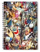 Wedlocked Spiral Notebook
