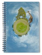 Wee Chapel Ruins Spiral Notebook