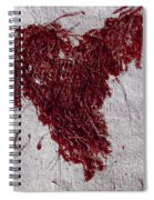 Weedheart Spiral Notebook