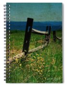 Weeds Spiral Notebook