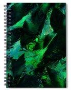 Weeds Spiral Notebook