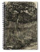 Weeping Tree Spiral Notebook