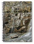 Weeping Wall Spiral Notebook