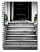 Welcome Steps Spiral Notebook