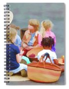 Welcome The Children Spiral Notebook