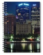 Welcome To Pittsburgh Spiral Notebook