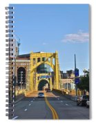 Welcome To Pittsburgh Pa Spiral Notebook