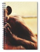 Welcome To The Zoo Spiral Notebook